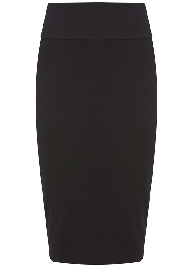 1abacfc1f1 Jersey Midi Tube Skirt | Endource
