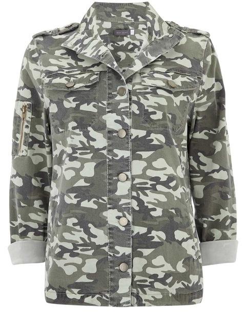 3873d3f31f5c2 Camo Shirt Jacket | Endource