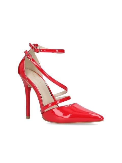 ac505dde3f4 Krafty Patent Stiletto Heel Court Shoes