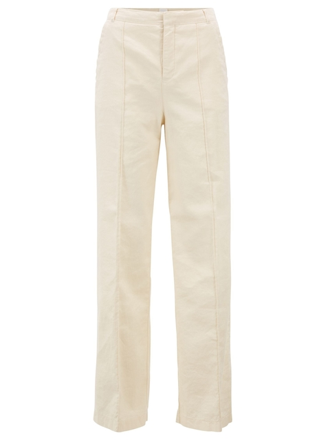 021e60b95 Denim-style Fabric Trousers | Endource