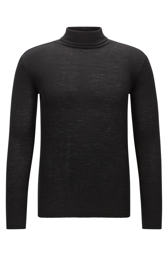 Turtle-Neck Sweater