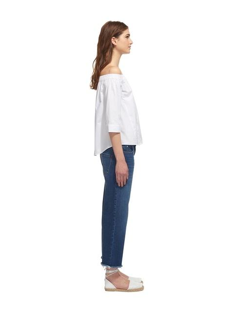 14ae0404e3711 Cotton Bardot Top