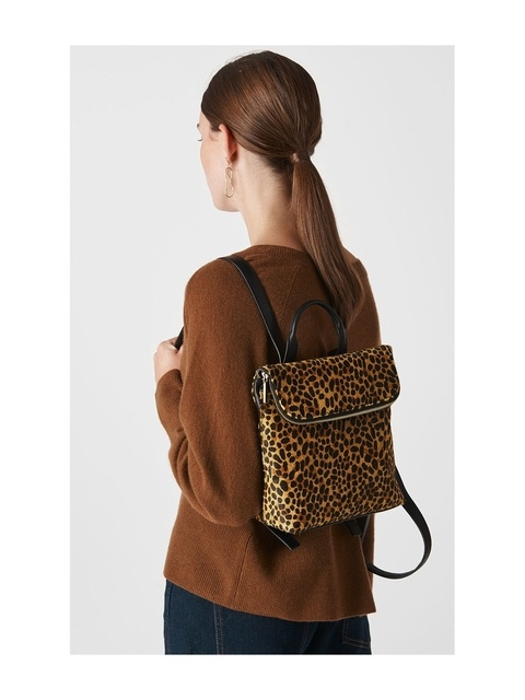 8641f5bbe935 Leopard Mini Verity Backpack | Endource