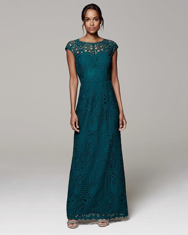 Gloria Lace Dress | Endource