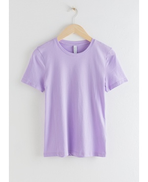 5bca5d0bfe1c99 Organic Cotton T-Shirt by & Other Stories