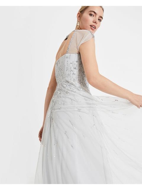 02bb248cdb600 Mara Sequin Maxi Dress | Endource