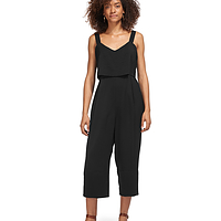 09db96a3ead Lucy Strappy Tiered Jumpsuit