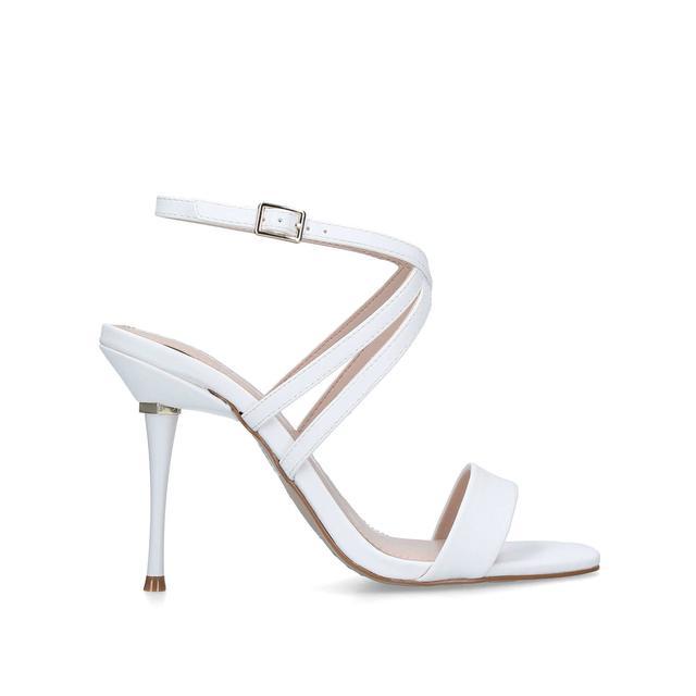 b33f6460066 Goldi Stiletto Heel Strappy Sandals