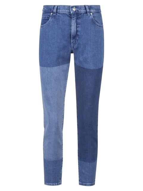 312b8da718 Stretch Denim Cropped Jeans | Endource