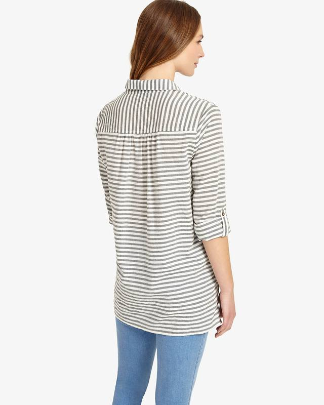 Phase Eight Saia Stripe Shirt Shopping Online Sale Online 4ScwVV