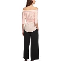 cad4a44513699 Flavia Bardot Silk Top