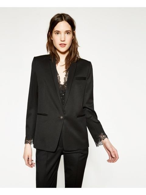 72584697a5 Lace Suit Jacket | Endource