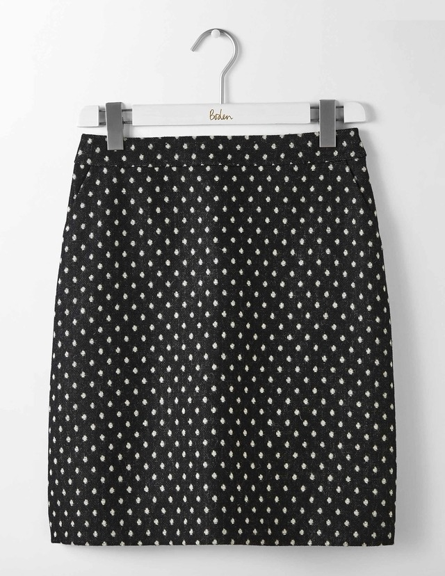 British tweed mini skirt endource for British boden