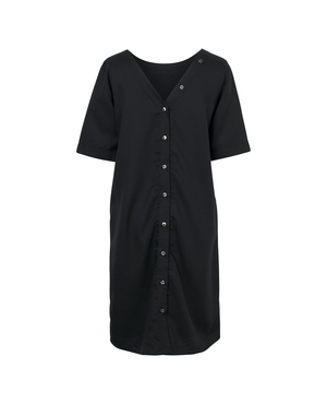 GANT Shirt Back Dress - Black GANT Extremely Cheap Price Find Great Online With Credit Card Free Shipping QC1mAw