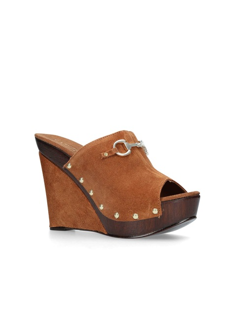 a31557c74ef Klaus High Heel Wedge Sandals