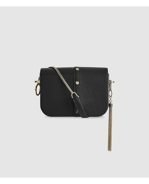 Jessie Cross Body Bag With Tassel Detail by Reiss 8d552d1d82dc6