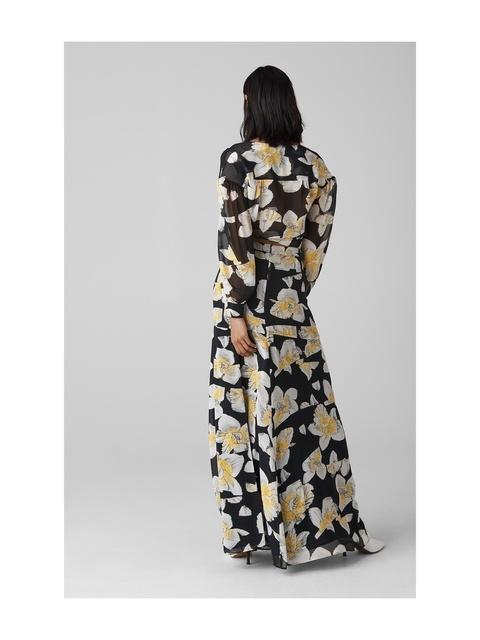 69e05c9ec Rika Floral Silk Maxi Skirt   Endource