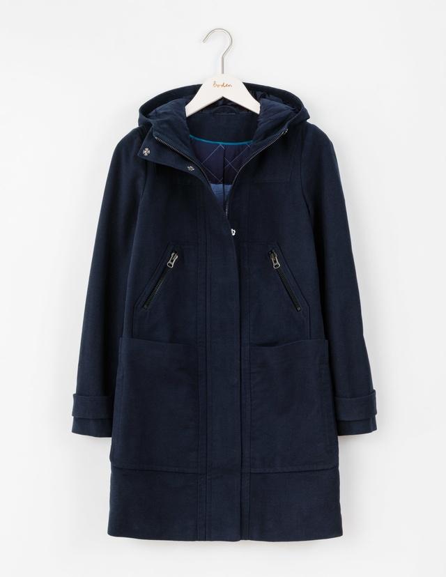 cbf1ea18e745 Moleskin Duffle Coat