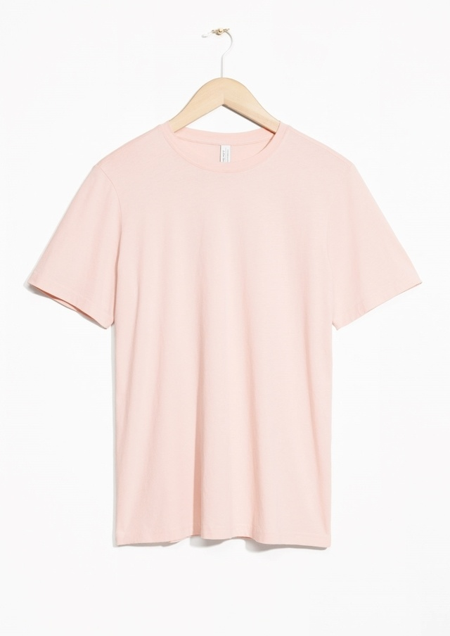 Printed organic cotton t shirt endource for Organic cotton t shirt printing