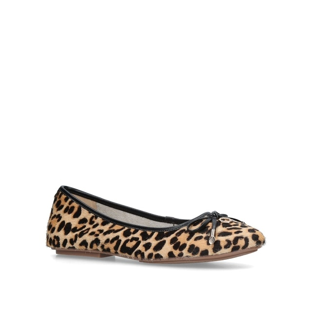 440483f2e Magic Leopard Ballerina Shoes | Endource
