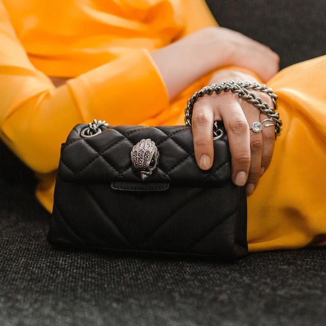 88b5a112ea6f Leather Mini Kensington Bag