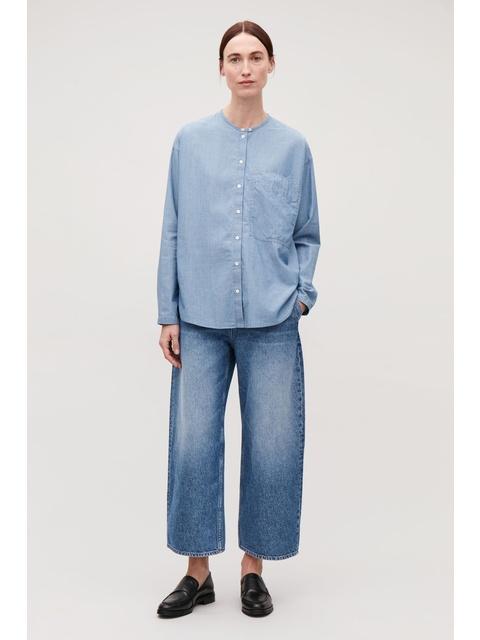3b058dd1e377 Barrel Leg Jeans | Endource