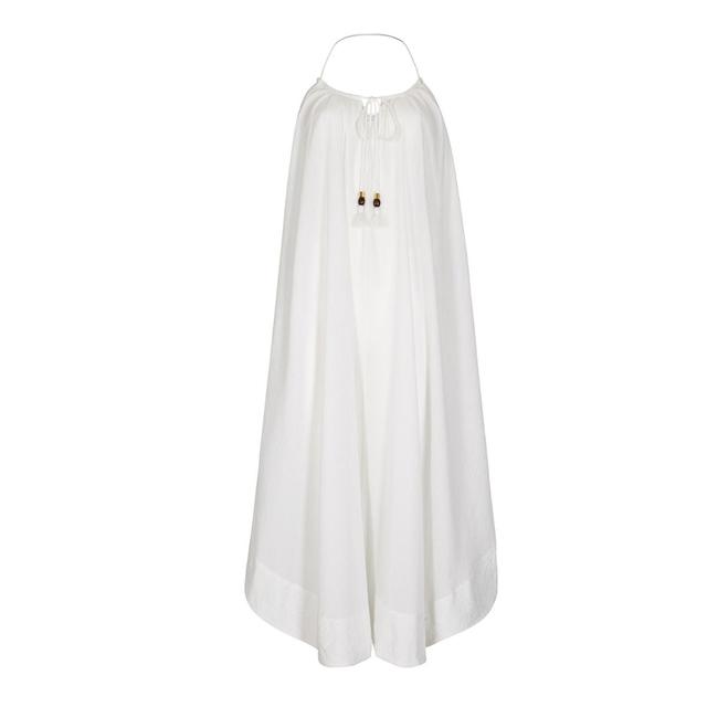 Portofino cotton maxi dress Heidi Klein cGhsJo1