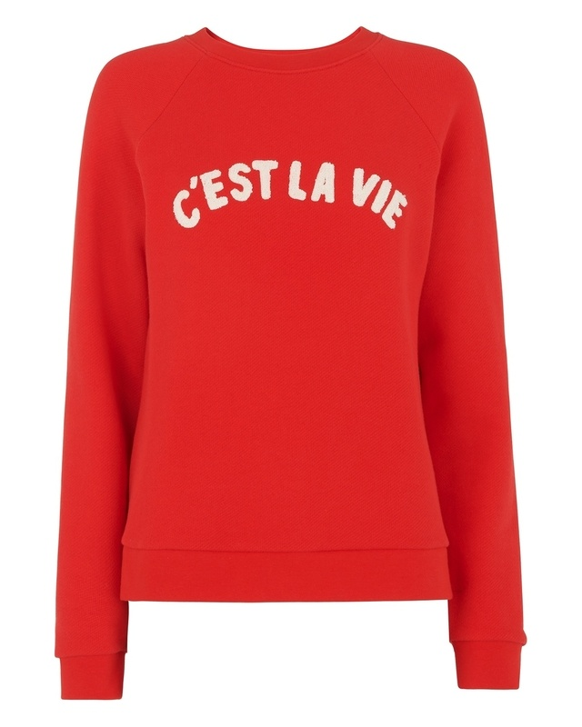 Cest La Vie Sweatshirt Endource