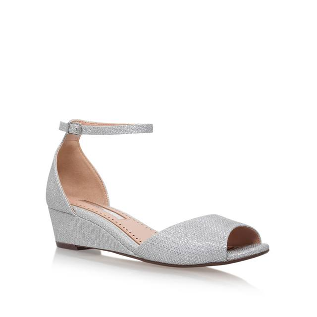 Miss Kg Cassandra Low Heel Shoes