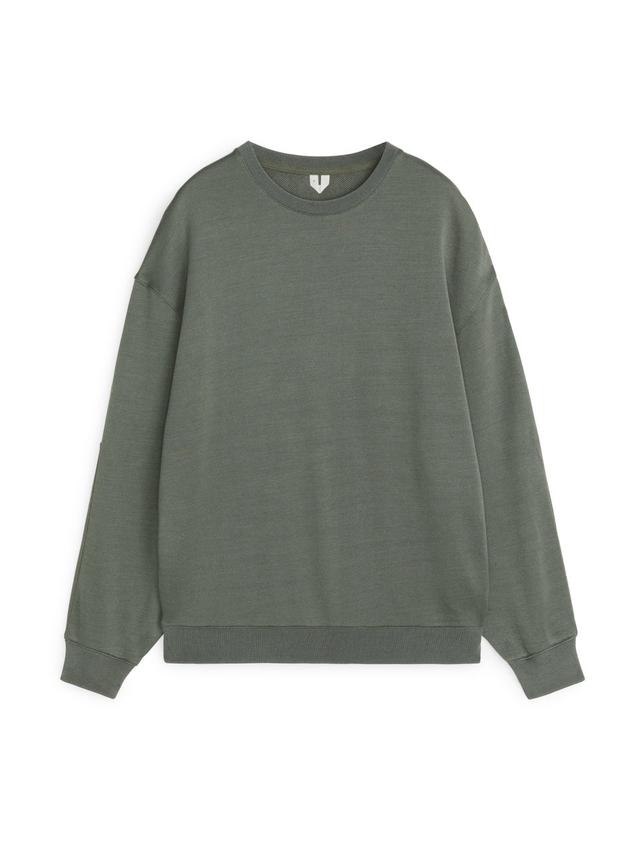 09d65cd0c Cotton Silk Sweatshirt   Endource