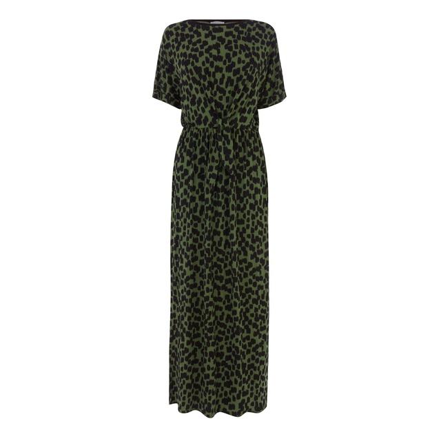 30a4c2941d8 Brushed Cheetah Maxi Dress