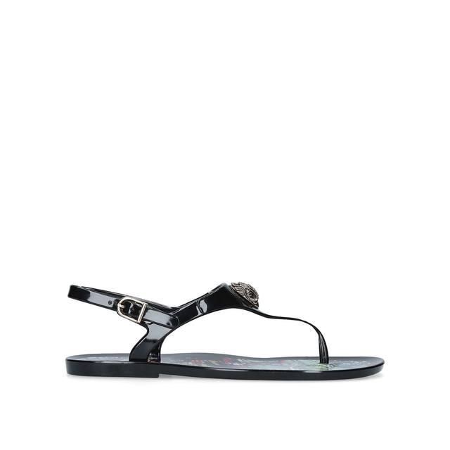 d85ca0a9ca09 Maddison Flat Jelly Sandals