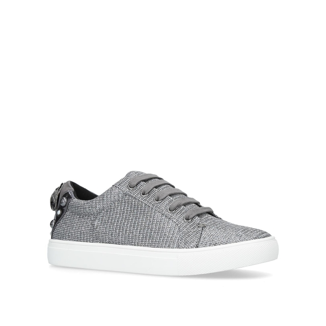 d5d889a5bd33 Ludo Leather Low Top Trainers