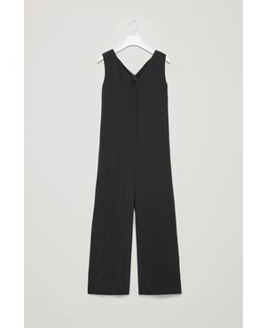 1f0cdb268c2 Silk Jumpsuit by COS