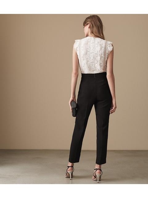3f58c24731f Suzy Lace Detail Jumpsuit