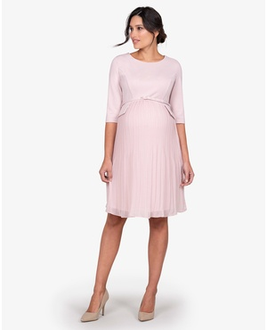 714fb67dc28 Sophia Pleated Dress by Phase Eight