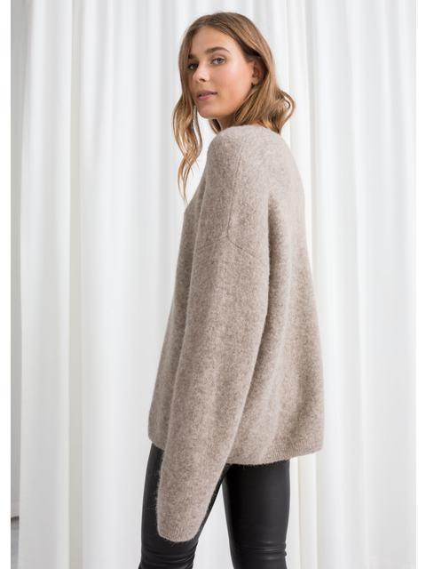 84aef226e Alpaca Blend Sweater