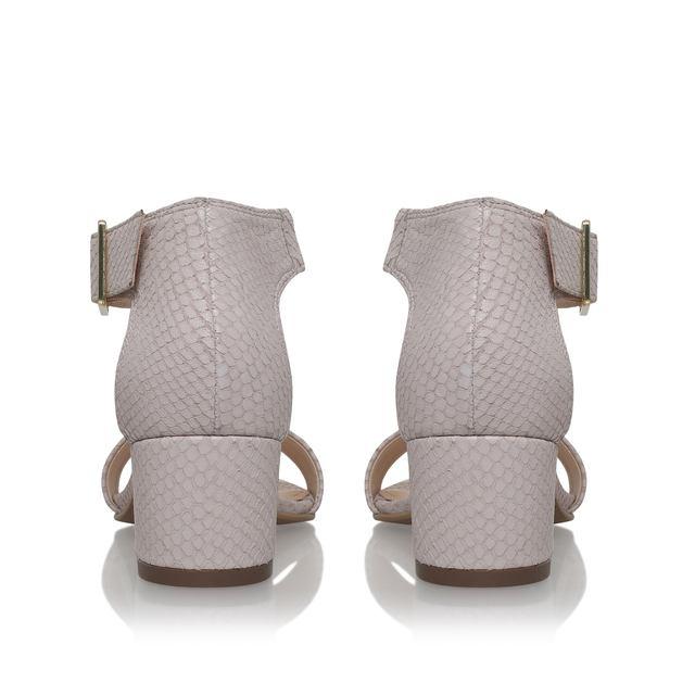 dfba8fc43ee9 Shadow Tan Mid Heel Sandals