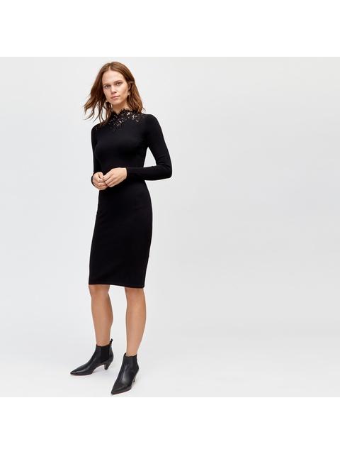 52f620cf44811 Lace High Neck Dress   Endource