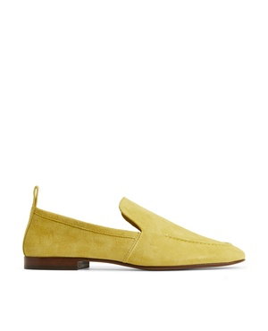 a78d9185227 Suede Loafers by Arket