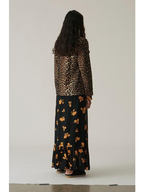4db12bf9994 Fairfax Georgette Maxi Dress