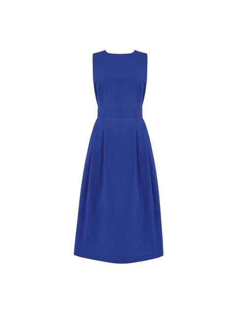 a23c0906e6bd Cotton Tie Back Midi Dress   Endource