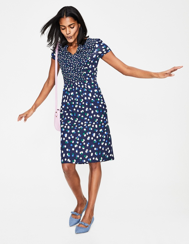Emory jersey dress endource for Boden jersey dress