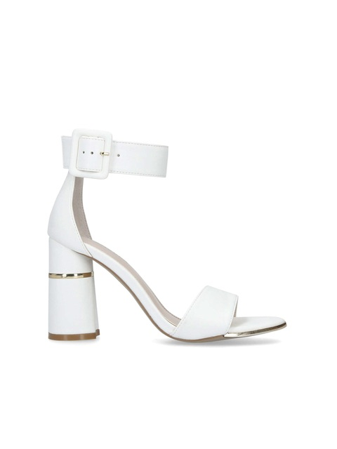 separation shoes buy good wholesale dealer Gaye Block Heel Strappy Sandals