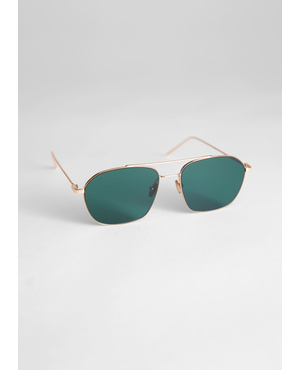 2c28be8e4e Angular Aviator Sunglasses by   Other Stories