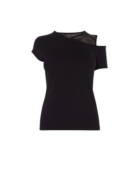 be9d1c9f2960 Cold-Shoulder T-Shirt | Endource