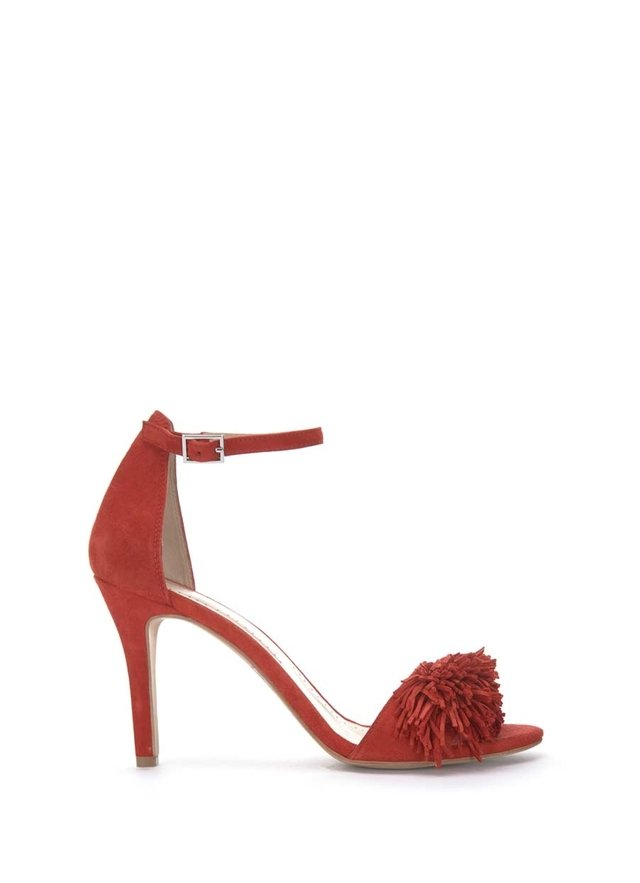 651c2cfc741 Sara Fringe Sandals