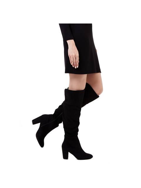 3df0d4511cb Healey Mid Heel Over The Knee Boots