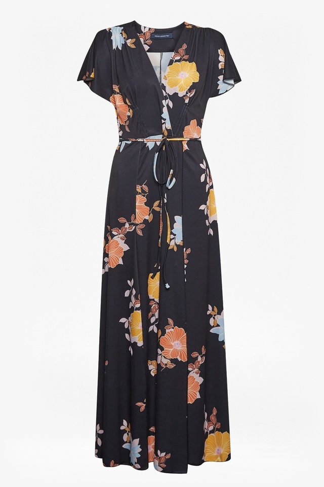 1067f744c4 Shikoku Spaced Jersey Maxi Dress