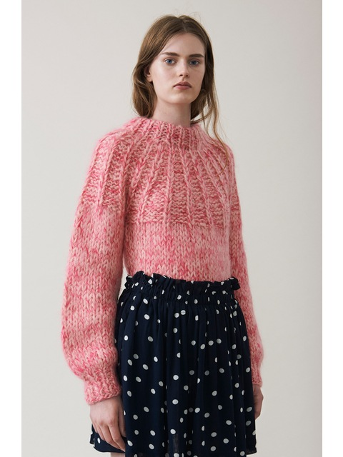 6595720996 The Julliard Mohair Bow Pullover | Endource